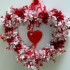 Make a Valentine's Day Wreath