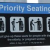 Are Priority Seats on Transit Necessary?