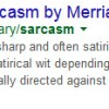 Is Sarcasm the New Authentic?