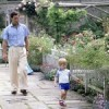 Prince Charles, Gardening & Children